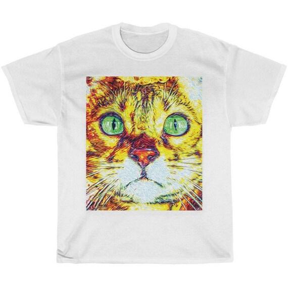 Mysterious Kitty Cat T-Shirt