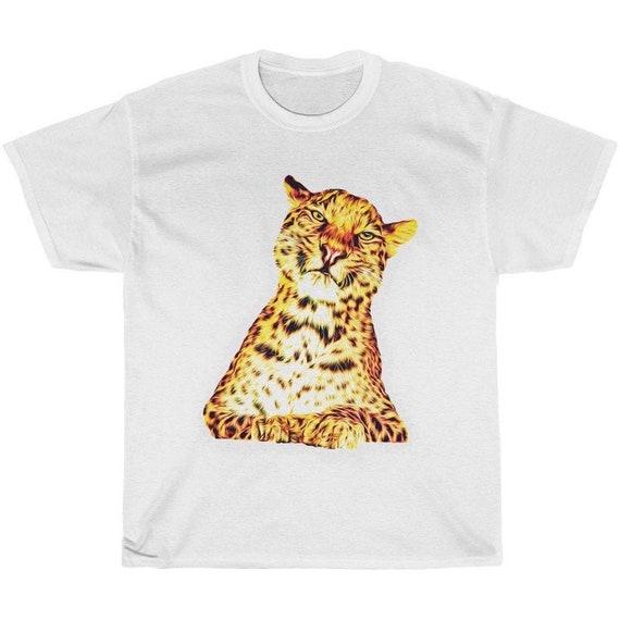 Leopard Jungle Cat T-Shirt