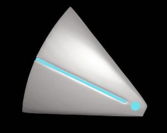 Aloy's Focus From Horizon Zero Dawn Wearable Ear Piece  3D Model - 3D Print File - STL File