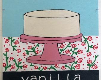 Vanilla Cake #2