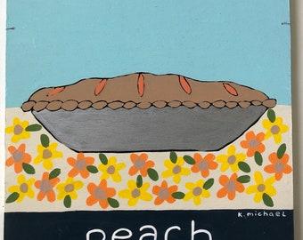 Peach Pie #5