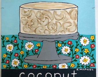 Coconut Cake #1