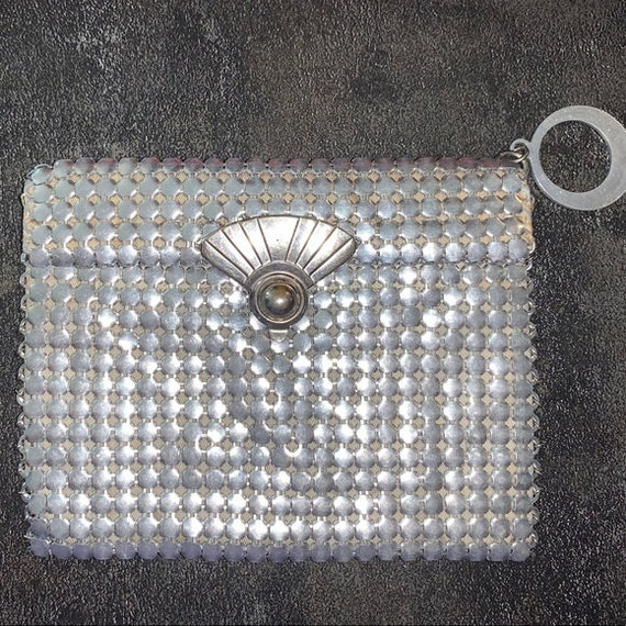 Vintage Lined Coin Purse