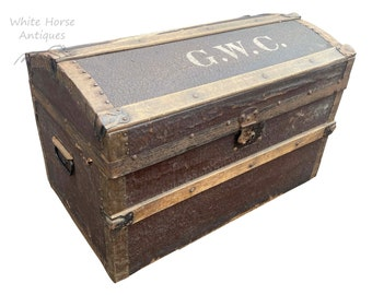 Coffers, Trunks & Boxes