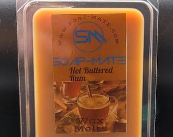 Hot buttered  rum ~ wax melts ~ RTS