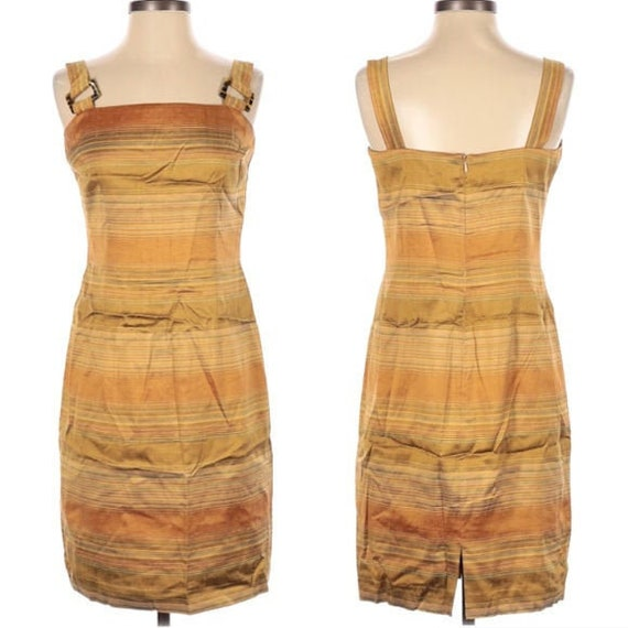 Vintage 1990s Dress - 6 | Marie St. Claire Silk D… - image 1