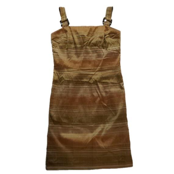 Vintage 1990s Dress - 6 | Marie St. Claire Silk D… - image 2