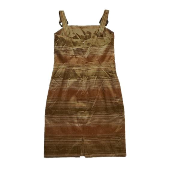 Vintage 1990s Dress - 6 | Marie St. Claire Silk D… - image 3