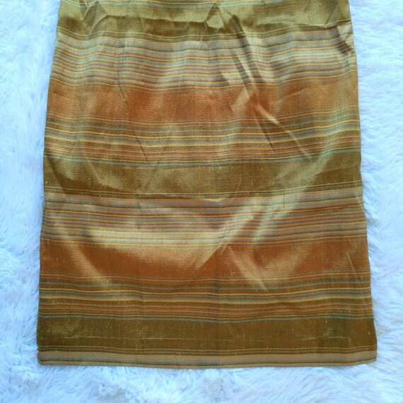 Vintage 1990s Dress - 6 | Marie St. Claire Silk D… - image 7