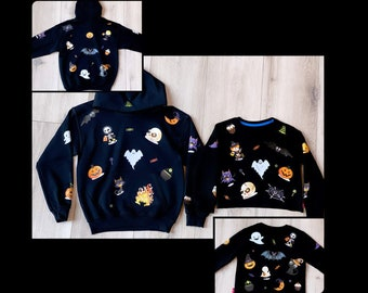 Halloween Sweatshirts for Toddlers and Kids