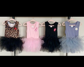 Custom Tutu Dresses for Babies, Toddlers, and Kids