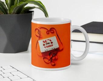 80's Child Decade mug