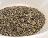 Lemon Balm Leaf Melissa officinalis Dried Herbs Herbalism Aromatherapy Altar Supplies Herbal Teas