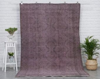 90x40cminc.35x16 pair lumbar   faded blue cushion  muted purple carpet lumbar pillow wool rug