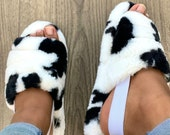 Snuggles Strap Slippers (Available in multiple colors)