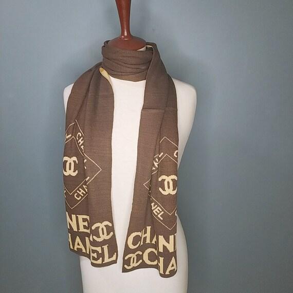 Chanel Muffler/Wrap/Scarf
