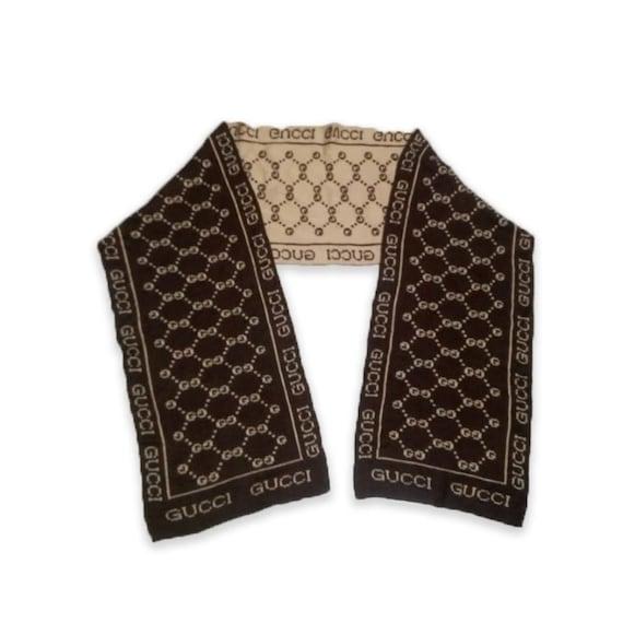 Gucci Brand Muffler/Scarf/Wrap