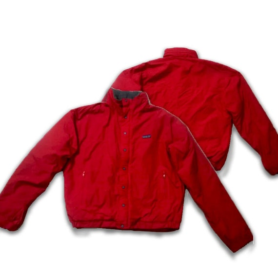 Patagonia/Red Jacket