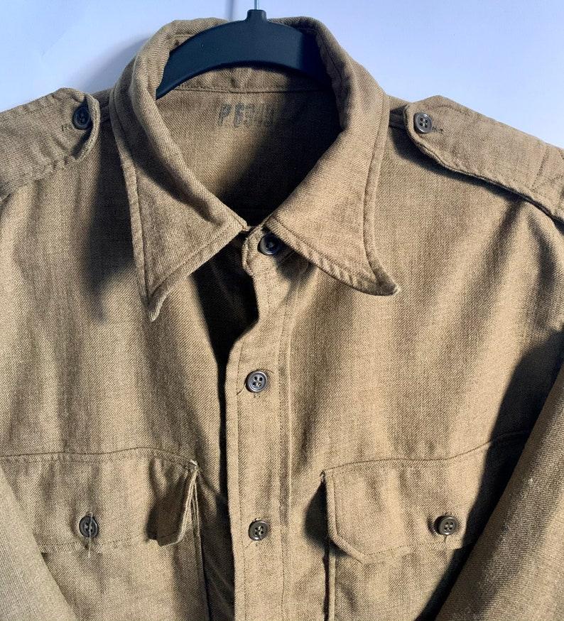 Vintage Military Jackets circa 1960s-1970s