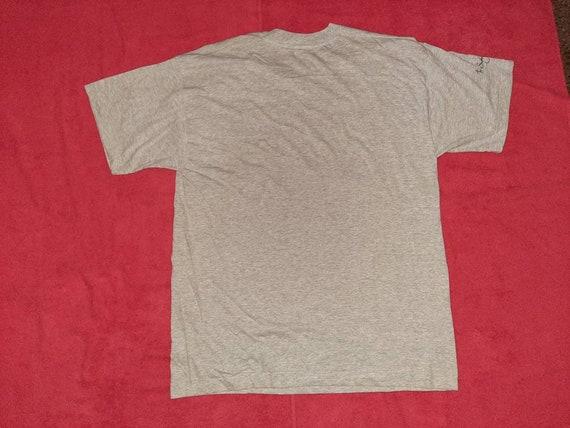 Vintage 1998 Smashing Pumpkins T-Shirt Size L Gru… - image 5