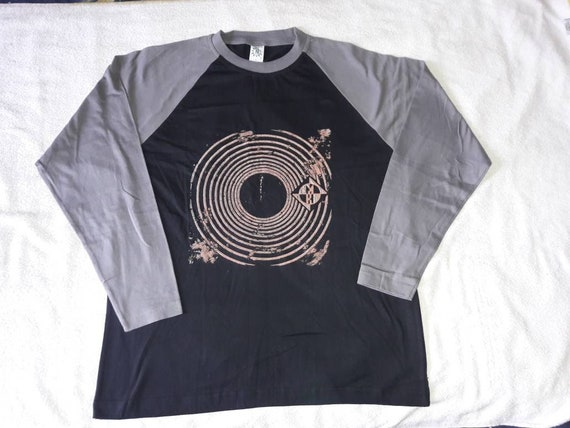 Vintage 1990s Machine Head Long Sleeve T-Shirt Thr