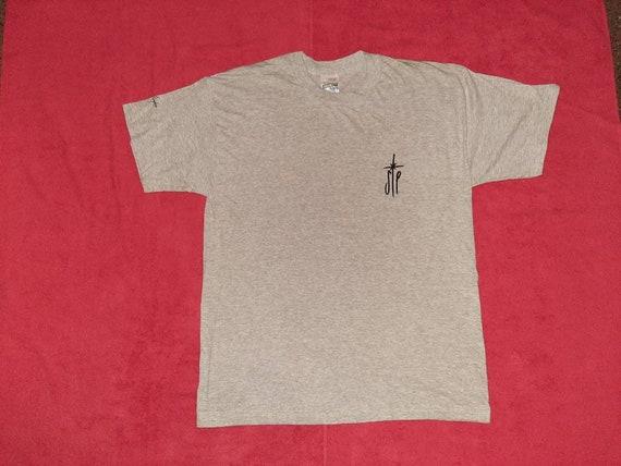 Vintage 1998 Smashing Pumpkins T-Shirt Size L Grun