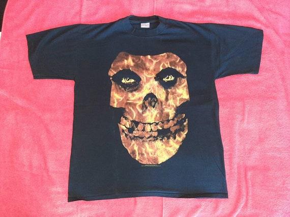 Vintage 2000 Misfits T-Shirt XL . Punk Rock Misfit