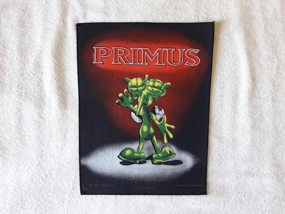 Vintage 1991 Primus Back Patch