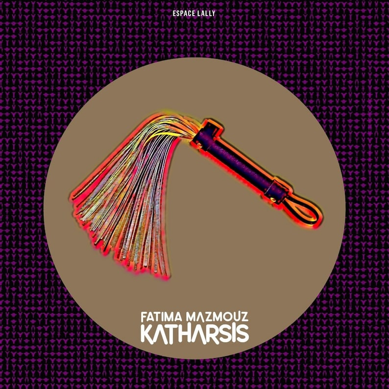 Catalogue Book Exhibition Katharsis by Fatima MAZMOUZ at image 0