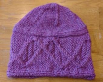 Kids' DNA Alpaca Hat