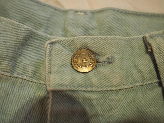 80s Mint Green Vintage Wranglers for Women Mom Je… - image 4