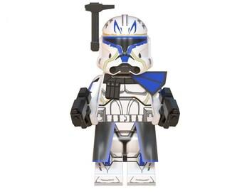 21PCS Utapau Shadow Trooper Clone Trooper Building Blocks Mini Figure DIY Toys