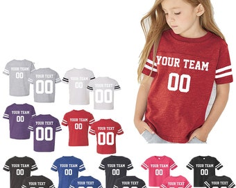 childrens custom jerseys