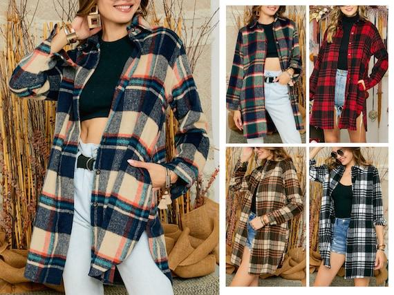vintage shirt work shirt jacket vintage flannel lumberjack vintage vibe plaid shirt red Flannel shirt