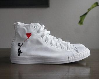 cdg converse custom