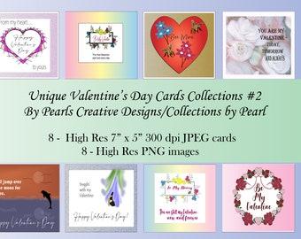 Unique Valentine Day's Cards, Happy Valentine Day's Cards, Elegant Valentine Day's Cards, Artistic Valentine Days Cards