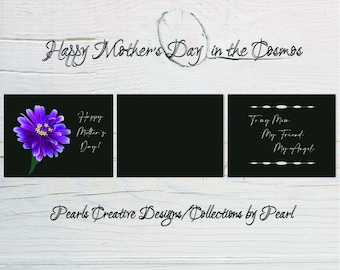 Mother's Day in the Cosmos