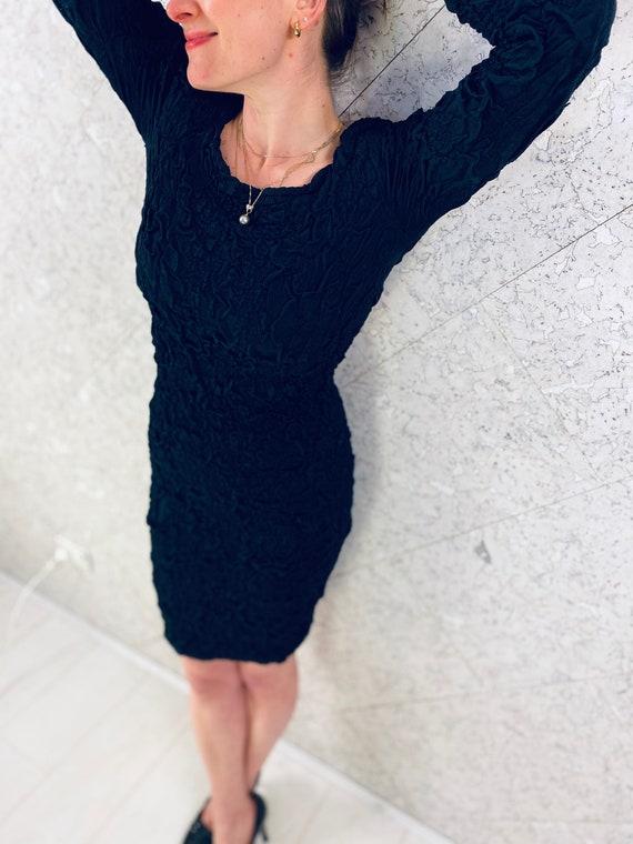 Hunza G Vintage Bodycon Dress