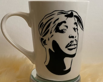 Mug Life Coffee Mug Tupac Inspired