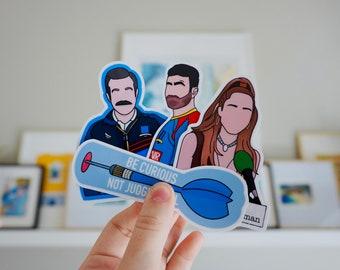 Lasso Sticker Collection