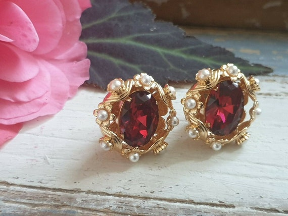 Dolce & Gabbana BAROQUE CLIP ON Earrings