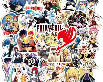 Fairy Tail Lucy Heartfilia Adult 03 Lewd Vinyl Sticker