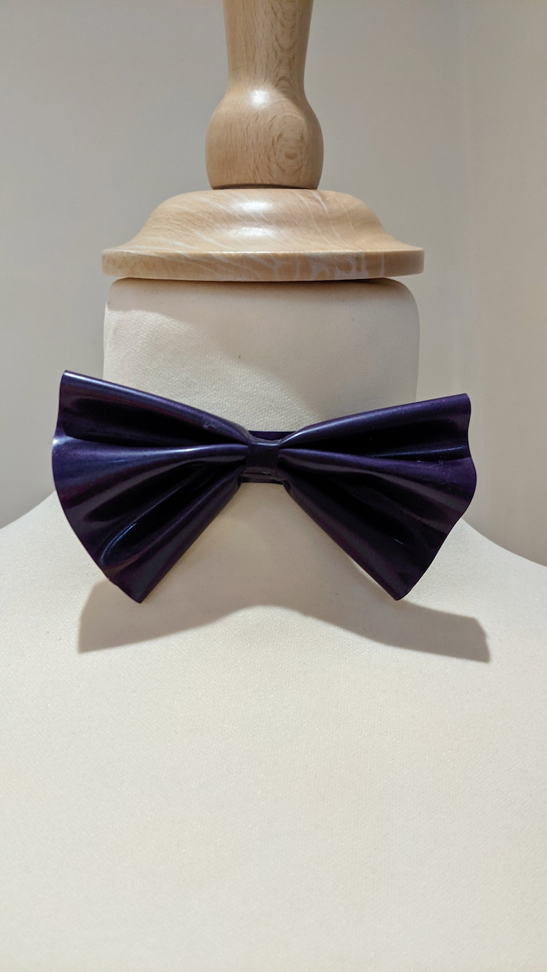 Latex Bow Tie