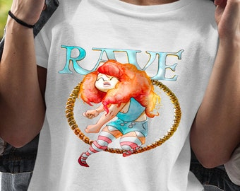 vacation shirt Merida birthday party Brave Princess Brave Girl Applique Short or Long Sleeve Ruffle T-shirt with or without monogram