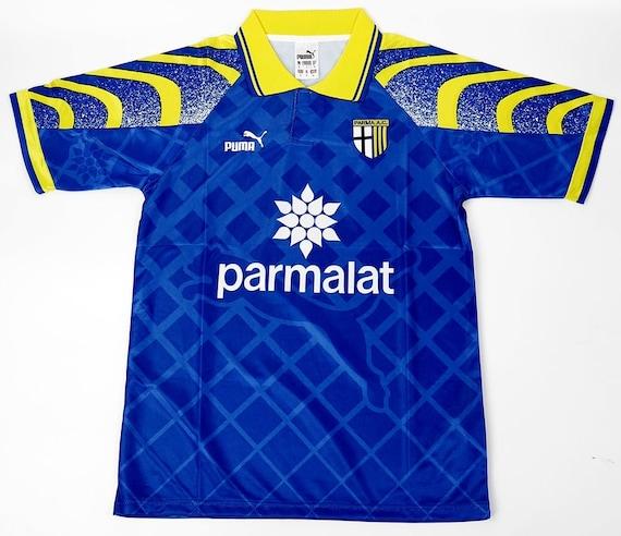 Parma 1995-1997 Away 3RD Soccer Jersey Football Shirt… - Gem