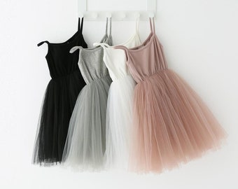 Toddler TuTu Dress / Birthday Outfit / Tutu Dress / Baby girl Dress / Birthday Dress / Photoshoot dress / Toddler dress / Ballerina Dress
