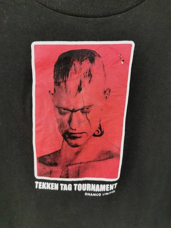 Vintage 90'S Tekken Tag Tournament Namco Limited T