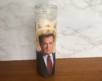 Patron Saint of the West Wing, President Bartlet