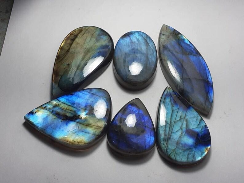 392Cts MIx shap-Size /& Color Flashy Labradorite Lot Designer Stone Marvellous Natural Labradorit Cabochon Handcraft Wholesale Price
