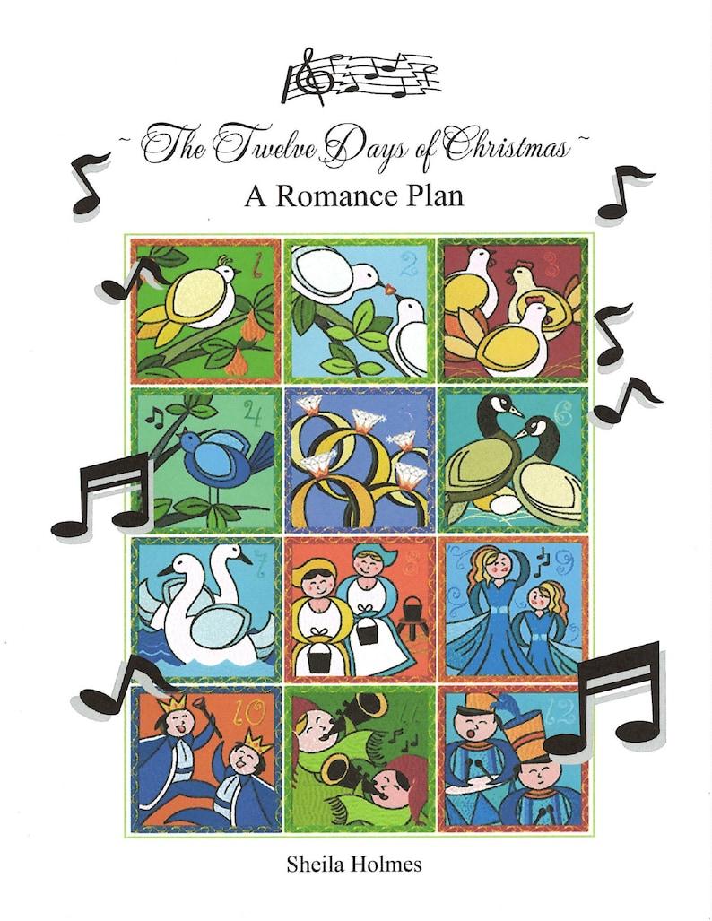 The Twelve Days of Christmas Romance Plan image 0